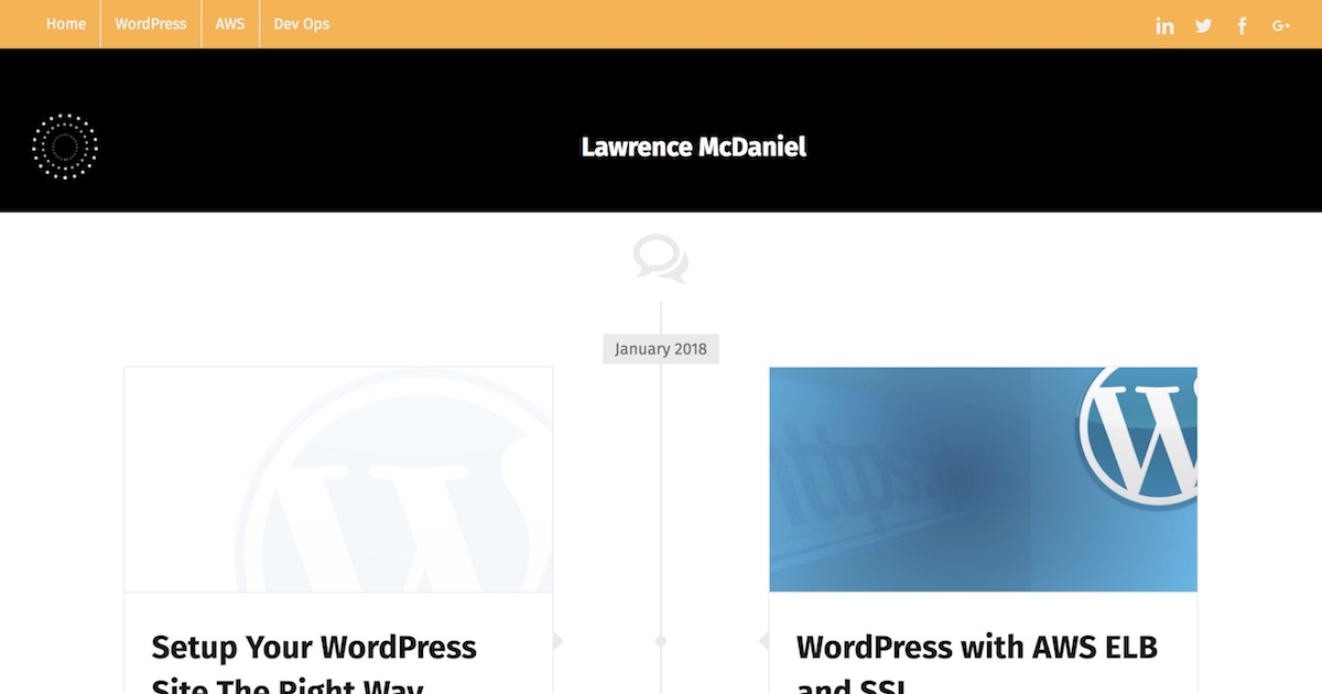 Wordpress Archives - Page 2 of 2 - Lawrence McDaniel